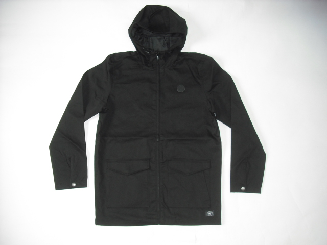 DC Exford Hooded M65 Jacket