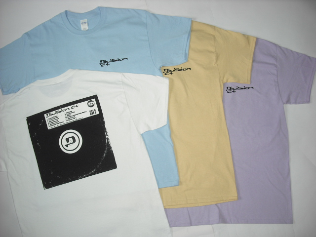 Division 24 First Pressing T-Shirt