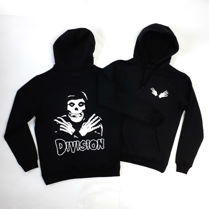 Division 24 We are D24 Hooded Top
