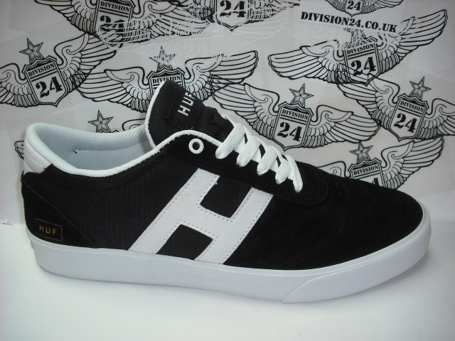 HUF GALAXY Shoes Black/Ripstop