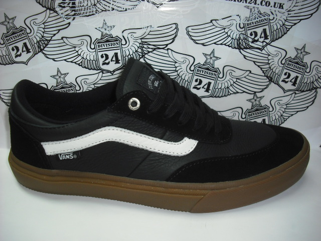 VANS Gilbert Crockett 2 Pro Black/White/Gum